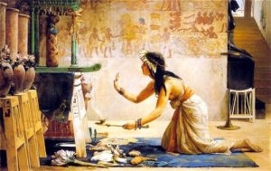 Ancient spells for immortality