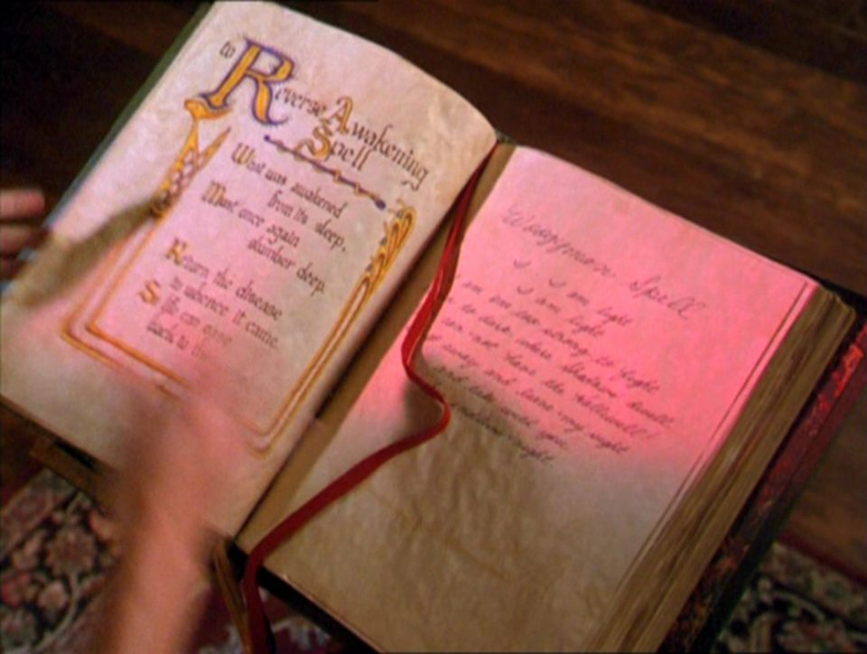 Charmed Spells: Are They Real?   Witch Spell Book