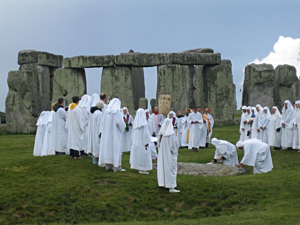 Pagan spells