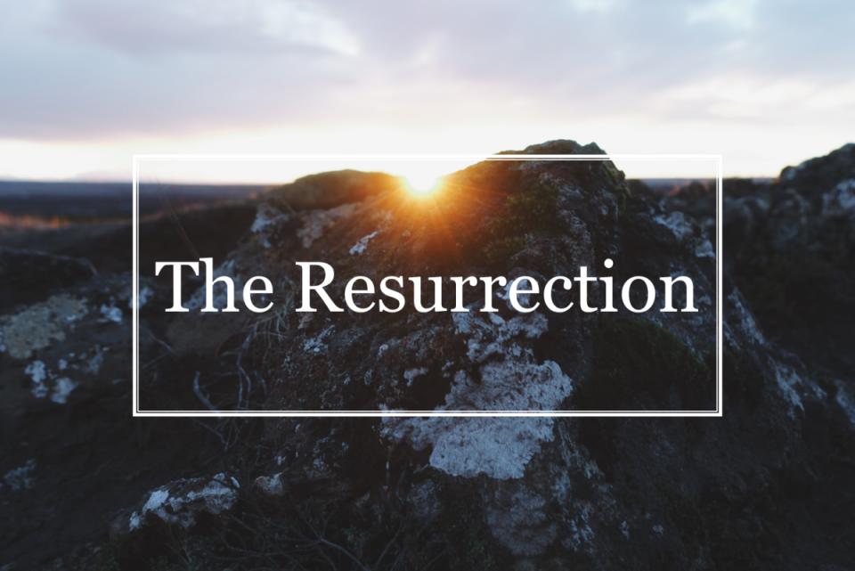 Resurrection Spells