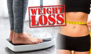 When using a weight loss spell chant