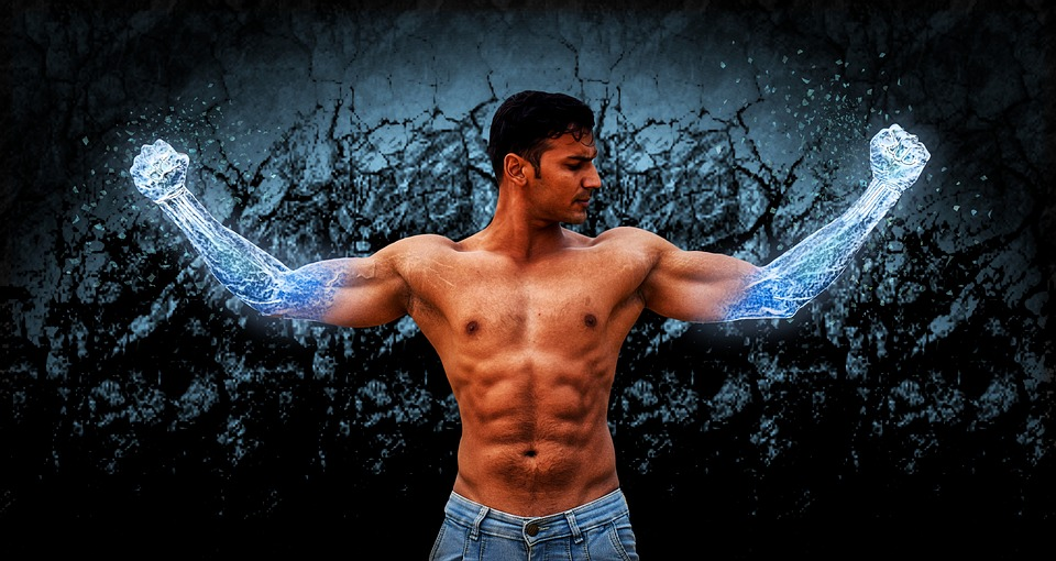 How to get magical powers in your body