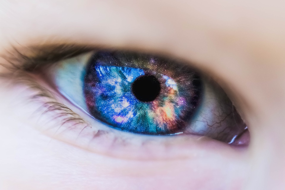 an eye color spell