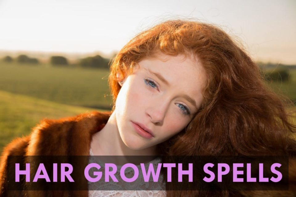 hair growth spell