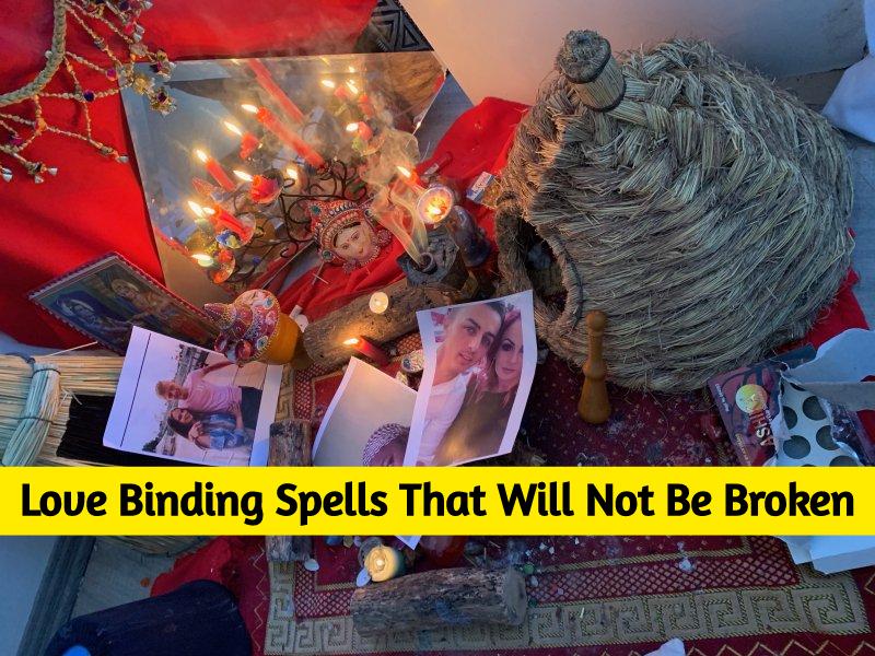 love binding spells